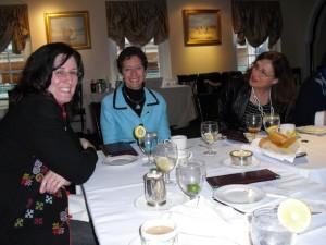Left to Right:  Dawn Trainor-Fogleman, Wendy Solovay, Linda Freimark