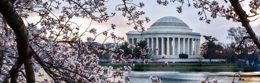 Jefferson Memorial D.C. - criminal defense lawyer