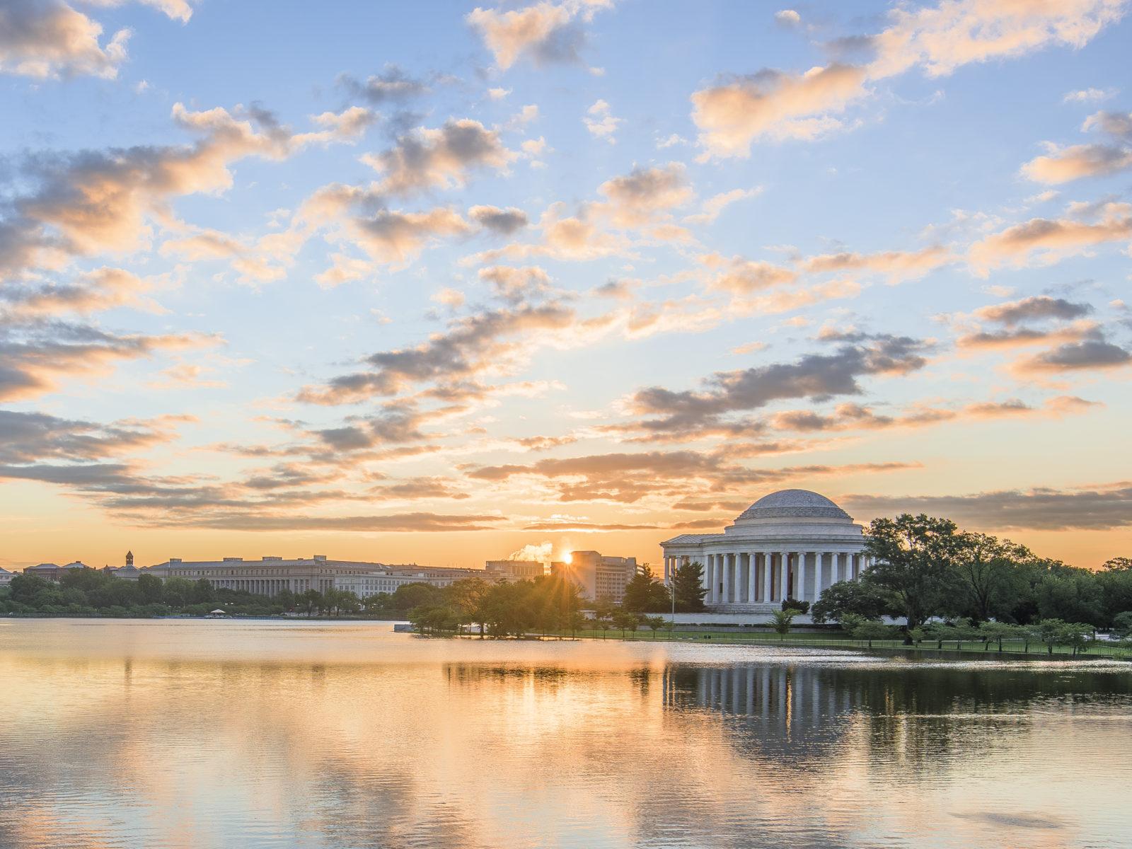 D.C. criminal defense lawyer - Jefferson Memorial