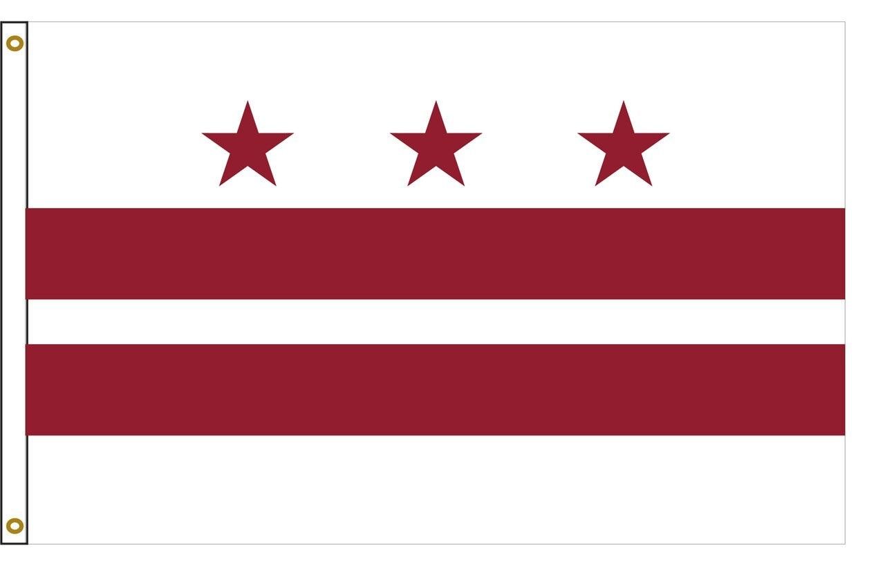 D.C. Flag