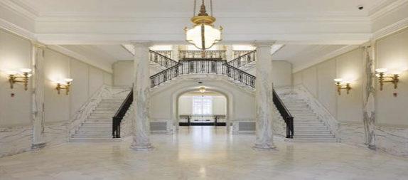 D.C. Court of Appeals foyer