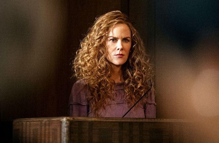 Nicole Kidman on witness stand